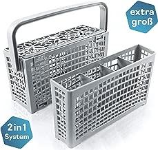 La cesta cubiertos lavavajillas original de Plemont® 23x8,5