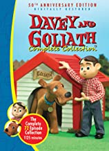 Davey & Goliath Complete Collection -72 Episodes