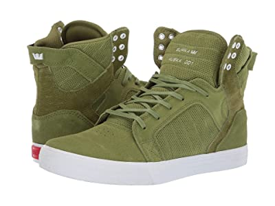 Supra Skytop (Moss/White) Men