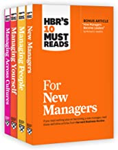 Hbr's 10 Must Reads for New Managers Collection