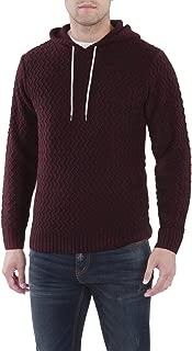 Men's Drawcord Sweater Hoodie