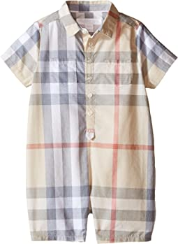 Burberry Kids - Woven One-Piece (Infant)