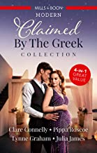 Claimed By The Greek Collection/The Greek's Billion-Dollar Baby/Claimed for the Greek's Child/The Greek Claims His Shock H...