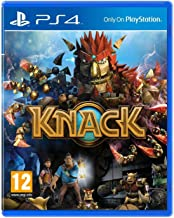 Knack PlayStation 4 by SIE Japan Studio
