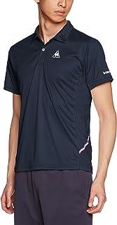 [ルコックスポルティフ] 半袖 ポロシャツ 吸汗 速乾 UPF15 公式 ゲーム 定番 チーム対応