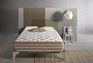 Living Sofa Matelas Épaisseur 30 cm Bio Thermal Cashmere® 140 x 190 cm - Bio Mousse á Memorie de Forme Bio Nature® + Rest ...