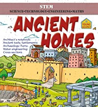 Ancient Homes (Young Architect) (English Edition)
