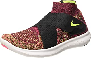 Women's Free RN Motion Flyknit 2 Running Shoes US