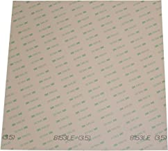 Soles2dance Sheets of 3M 8153LE 300LSE Super-Strong Double-Sided Adhesive/Adhesive Transfer Tape, Ideal for attaching digitizers to Phones and Tablets. [8153-all]