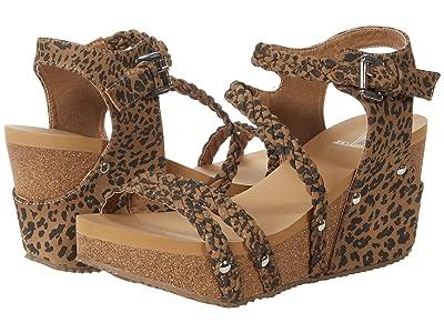 VOLATILE Caylinn (Natural Leopard) Women