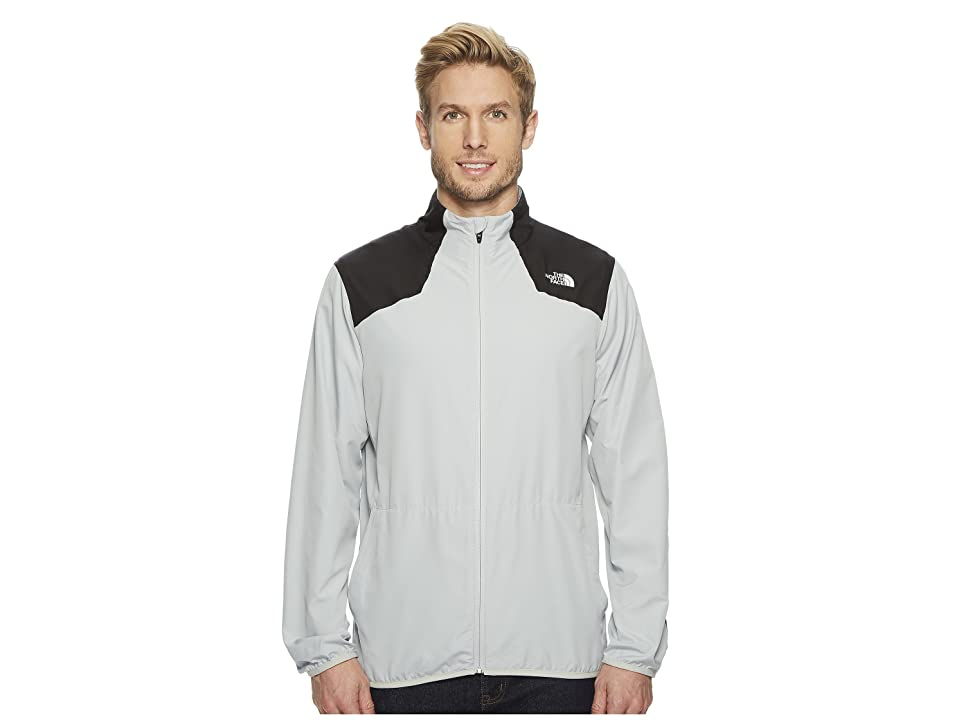 The North Face Reactor Jacket (High-Rise Grey) Men