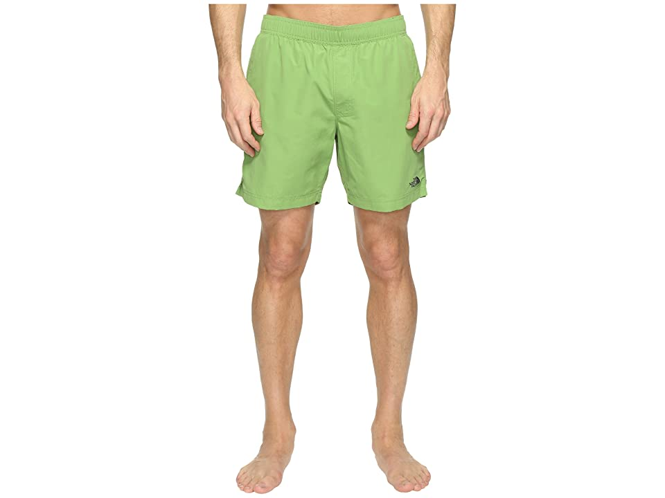 The North Face Class V Pull-On Trunk (Fluorite Green (Prior Season)) Men