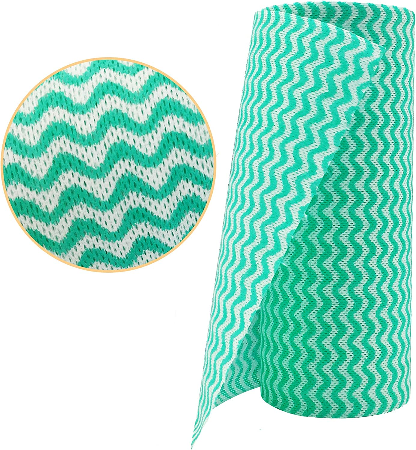 MsFun Reusable Paper Jacksonville Mall Towels for Kitchen – 1 Ct 55% OFF 60 Roll