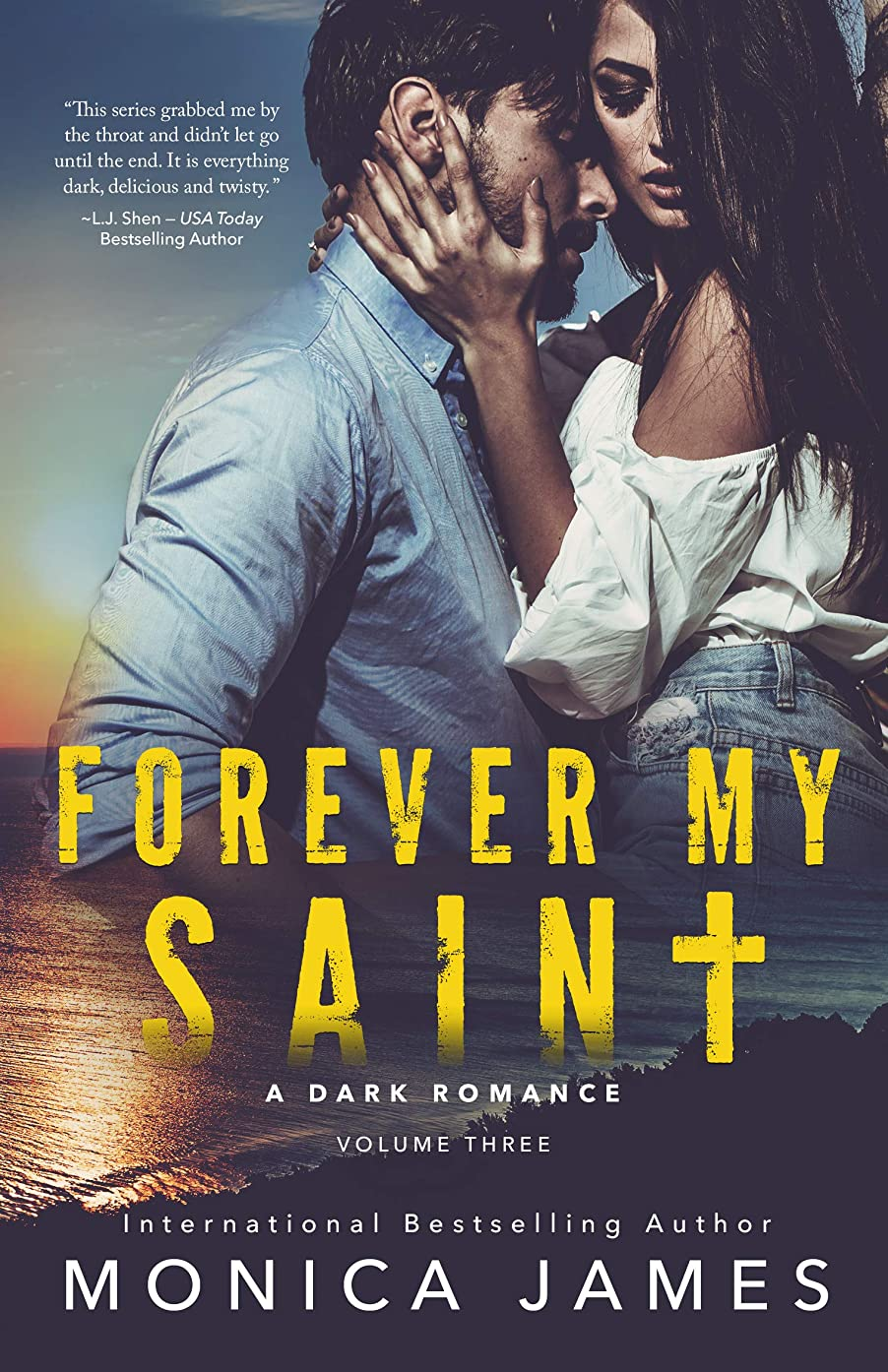 たまに批評策定するForever My Saint: All The Pretty Things Trilogy Volume 3 (English Edition)