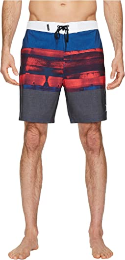 "Phantom Roll Out 18"" Boardshorts"