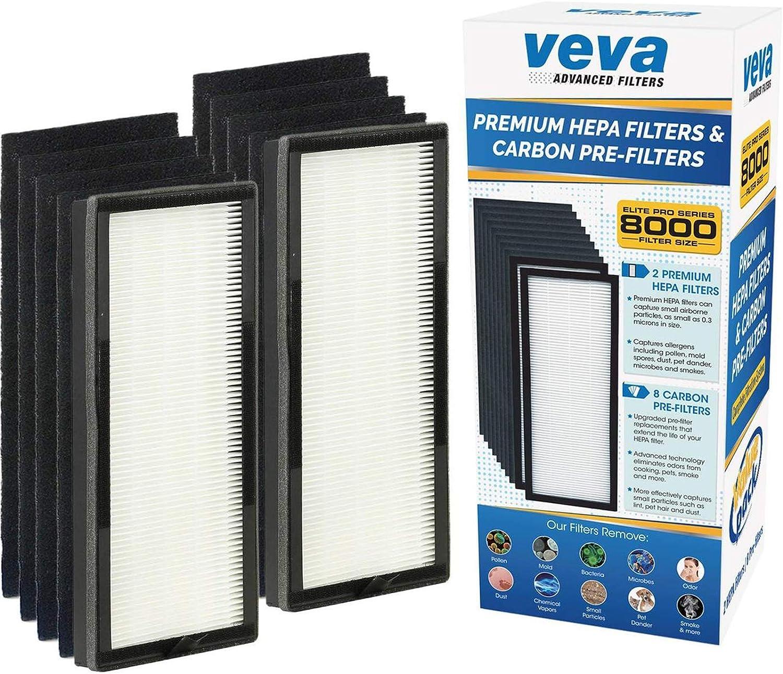 VEVA 8000 Elite Pro Series Air Purifier