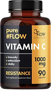 3Flow Solutions Vitamina C 1000mg Paquete