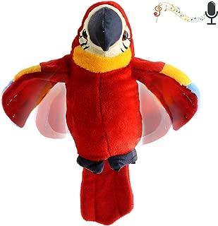 hasbro talking parrot