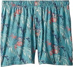 Printed Knit Boxer Shorts