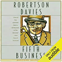 Best fifth business audiobook Reviews