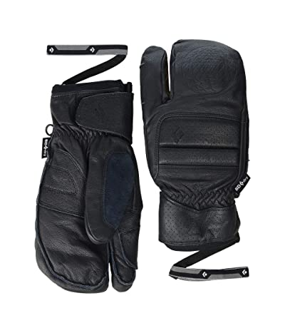 Black Diamond Spark Angel Finger (Smoke) Ski Gloves