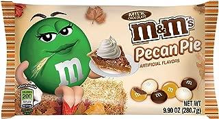 M&Ms Seasonal Limited Edition Chocolate 8oz (Pecan Pie)