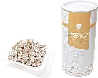 Gesuikerde Amandelen | Gebrande Amandelen met kokosnoot - witte chocolade | 500g