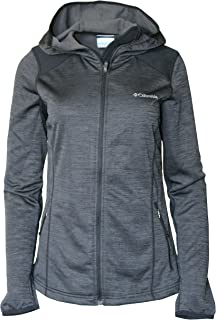Women's Rosemont Station Hooded Full Zip Fleece