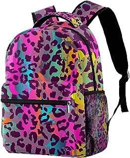 حقيبة ظهر مدرسية كلاسيكية خفيفة الوزن للسفر حقيبة كمبيوتر محمول Daypack للنساء والمراهقات والرجال Dot