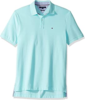 Tommy Hilfiger Men's Short Sleeve Polo Shirt in Classic Fit