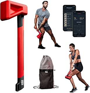 ChopFit Functional Trainer System, Portable at Home Gym Workout Equipment, Strength Training Home Exercise Workouts for Me...