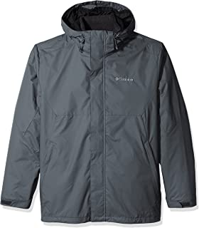 Columbia Men's Big and Tall Big & Tall Eager Air Interchange 3-in-1 Jacket