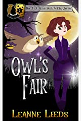 Owl's Fair (The Owl Star Witch Mysteries Book 2) Kindle Edition