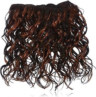 Black Star Hair Extension Curl 1B HW Vanilla 30