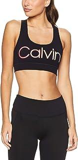 CALVIN KLEIN Women's Performance Ombre Logo Sports Bra