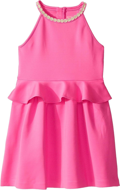 Lilly Pulitzer Kids Girl's Caesara Dress (Toddler/Little Kids/Big Kids)