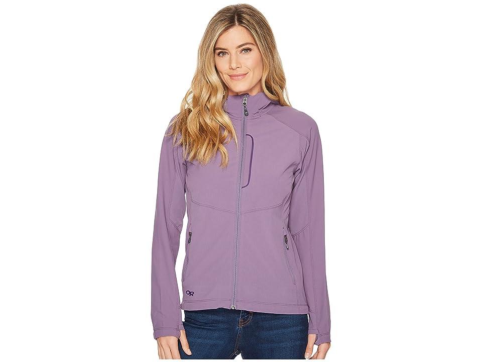 Outdoor Research Ferrosi Hooded Jacket (Fig) Women