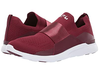 Athletic Propulsion Labs (APL) Techloom Bliss (Burgundy/White) Men
