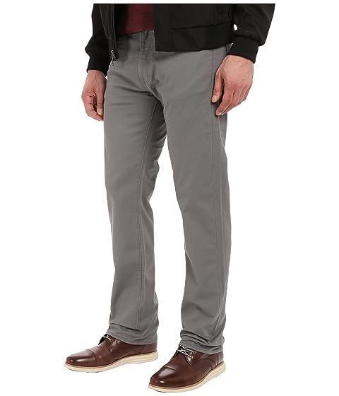 Straight Five Burma Twill Dockers Gray Pocket OHpqZT