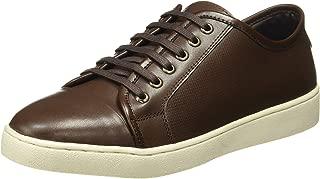 Carlton London Men's Roni Leather Sneakers