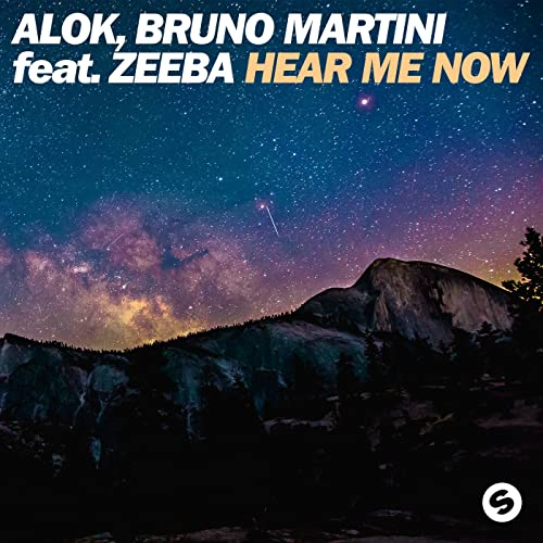 Hear Me Now By Bruno Martini Zeeba Alok On Amazon Music Amazon