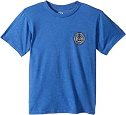 VISSLA Kids - Good Cat T-Shirt (Big Kids)