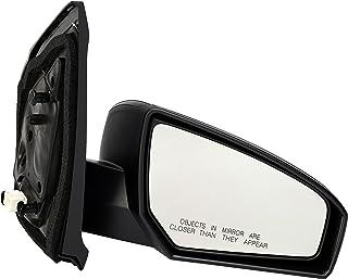 Dorman 955-985 Passenger Side Power Door Mirror for Select Nissan Models, Black