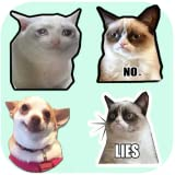 Cats and Dogs Stickers For Whatsapp