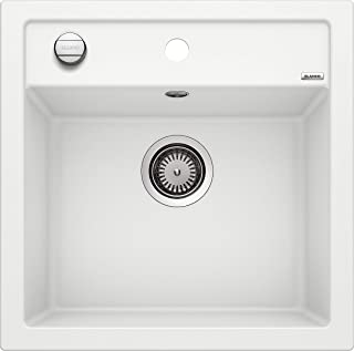 Blanco 铂浪高 厨房水槽 DALAGO 白色 50 cm Unterschrank