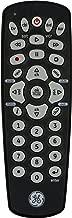 GE 4-Device Universal Remote, Black, 24993