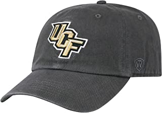 Top of the World NCAA Men`s Hat Adjustable Relaxed Fit Charcoal Icon