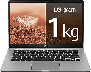 "LG gram 14Z990-V - Ordenador portátil ultrafino - 35.5 cm (14"") - FHD IPS (1 kg, autonomía 23.5 h, Intel Core i7-8565U, 8 ..."
