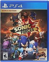 Sonic Forces: Bonus Edition - Playstation 4