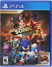 Sonic Forces: Bonus Edition - Playstation 4